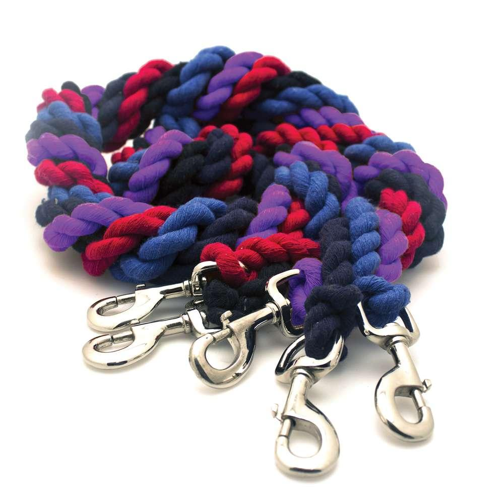 KM Elite Premium Cotton 6ft Leadrope